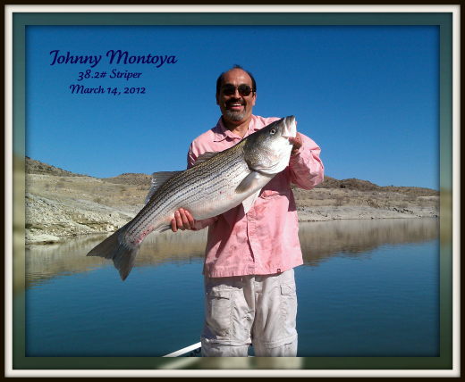 Striper Fishing with Billy Jack Miller