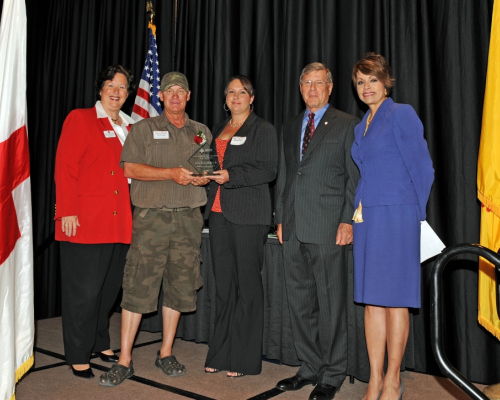 2009 Red Cross Real Hero